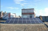 Hohes leistungsfähiges Sonnenkollektor-Systems-Solarbaugruppe für Haus verwendete