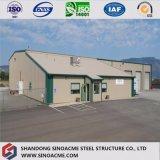 Gruppo di lavoro prefabbricato multifunzionale della fabbrica della costruzione della struttura d'acciaio di industria