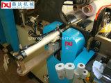 Papel higiénico automático lleno de la toalla de cocina que hace a surtidores de la maquinaria