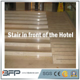 Ineterior及び外面のための優雅で自然な大理石の石造り階段かステップまたはStep&Riser/Treads