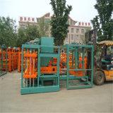 Macchina di Block&Brick del cemento idraulico Qt4-20
