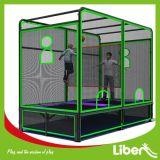 Posto del trampolino del produttore con il corso di Ninja e la zona di Dodgeball