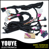 配線用ハーネスのプラグカスタムワイヤー馬具、自動配線用ハーネス