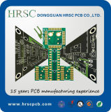 Matériau de matières premières en caoutchouc PCB à un seul côté avec UL / RoHS / Ts16949 / ISO9001 / ISO14001