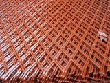 PVC Coated Expanded Metal Wire Mesh panel Sheet