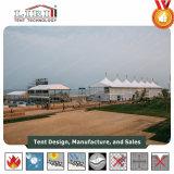 大きいイベントおよび祝祭のための一義的な最も高いピークの二重デッカーのテント