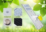 lámpara al aire libre integrada solar de las luces de calle 120watt 3-Years-Warranty LED