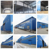 Ökonomisches Steel Frame House für Warehouse /Workshop /Commercial Building