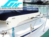 1t 2t hydraulischer Yacht-Marine-Fernsteuerungskran