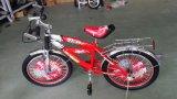 أحمر مع شركة نقل جويّ أطفال درّاجة