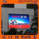 P10 LED étanche affichage vidéo en plein air