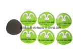 Magnete di pubblicità ecologico del frigorifero del ricordo di vendita calda