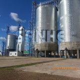 Silo de aço galvanizado a quente para o armazenamento de sementes de grãos