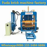 Machine de brique murale hydraulique automatique / Brick Burning Free Brick / Solid Brick Machine