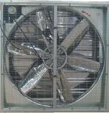Молоток тип воздушного потока 40000м3/ч парниковых вентилятор