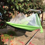 Hamac campant de poids léger avec le réseau d'insecte