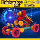 Brinquedo favorável ao meio ambiente da instrução das crianças de Thinkertoyland 3+