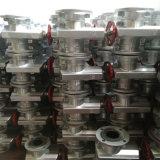 Valvola pneumatica standard del morsetto di tubo di api