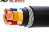 China PVC/XLPE isolierte Niederspannungs-Energien-Kabel des Kern-1-5