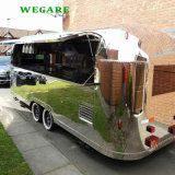 Saleのための軽食Equipment Mobile Cart Food