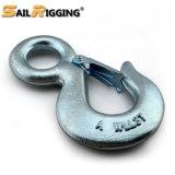 Рангоут Оцинкованные легированная сталь металла S320 поддельных глаза крюка