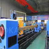 Asse su efficiente di definizione 8 di CNC alto tutta la macchina di taglio alla fiamma del plasma dei tubi