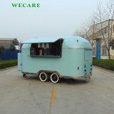 移動式軽食は販売のためのケイタリングのトレーラーを機械で造る