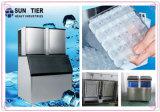 680kg/Day二重氷の版の立方体の製氷機