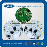 Disposição ao ar livre do diodo emissor de luz PCBA & do PWB da luz, PWB difícil elevado do alumínio da qualidade