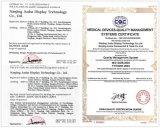 Indicateur de produit chimique de la classe 4, matériel de Cssd, stérilisation et désinfection, indicateur chimique