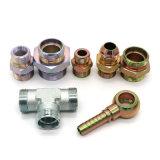 adaptador hidráulico del conector del tubo de fuente de la fábrica del adaptador del manguito de 1j 1jn