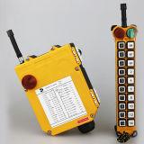 Henan Dirk De nouveaux produits F21-20s Certification Ce transmetteur et récepteur RF du contacteur de commande à distance