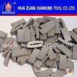 Reinforce Concrete CuttingのためのドリルBit Sharpener Arix Segment