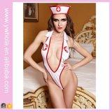 Sexy Maid Hotel Costume Traje de camarera Ladies Room Service Lencería