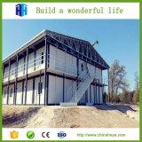 Plattelandshuisje van de Stijl van de Villa van het Huis van de Uitvoer van de Structuur van het staal het Prefab