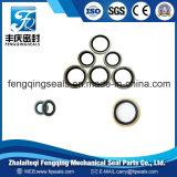 Joints métallisés de rondelle de série en caoutchouc en métal GM500