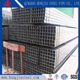 Tubo d'acciaio quadrato galvanizzato tuffato caldo della fabbrica della Cina