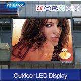 P10 che fonde sotto pressione il modulo esterno dell'affitto LED