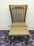 純木の宴会のホールの高い背部椅子(FOH-BCC43)