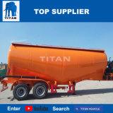 Camion di rimorchio del cemento degli assi del veicolo 3 del titano 40 Cbm da vendere