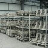 Espuma de perdida de la línea de moldeo para la fabricación de fundición de metales