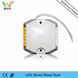 도로 안전 플라스틱 갱도 신호 LED에 의하여 타전되는 도로 Rtud