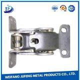Präzisions-Blech gelocht, Draht-Verbinder für Aufbau-Maschinerie-Teile stempelnd