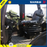 Xiandai Brand Backhoe Loader con Breaker e Aguer (XD850)
