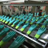 Запатентованная технология автоматической безопасности рабочие перчатки окунув машины (YHZ-SGL02)