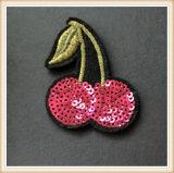 Het Flard Applique van de Lovertjes van de Douane van Wholesales voor Kinderen die Ornament kleden