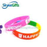 Wristband personalizzato bello liquido del silicone dei piccoli regali