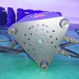 Triángulo Mini 3X10W RGBW 4en1 de la armadura de LED PAR