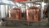 大きい販売のための銅によって使用されるパブビールビール醸造所装置