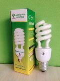 7W 9W 11W 13W 15W T3 8000h CFL Lámpara de ahorro de energía